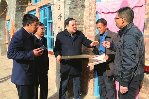 山西汾西县积极探索电商扶贫新路径新模式